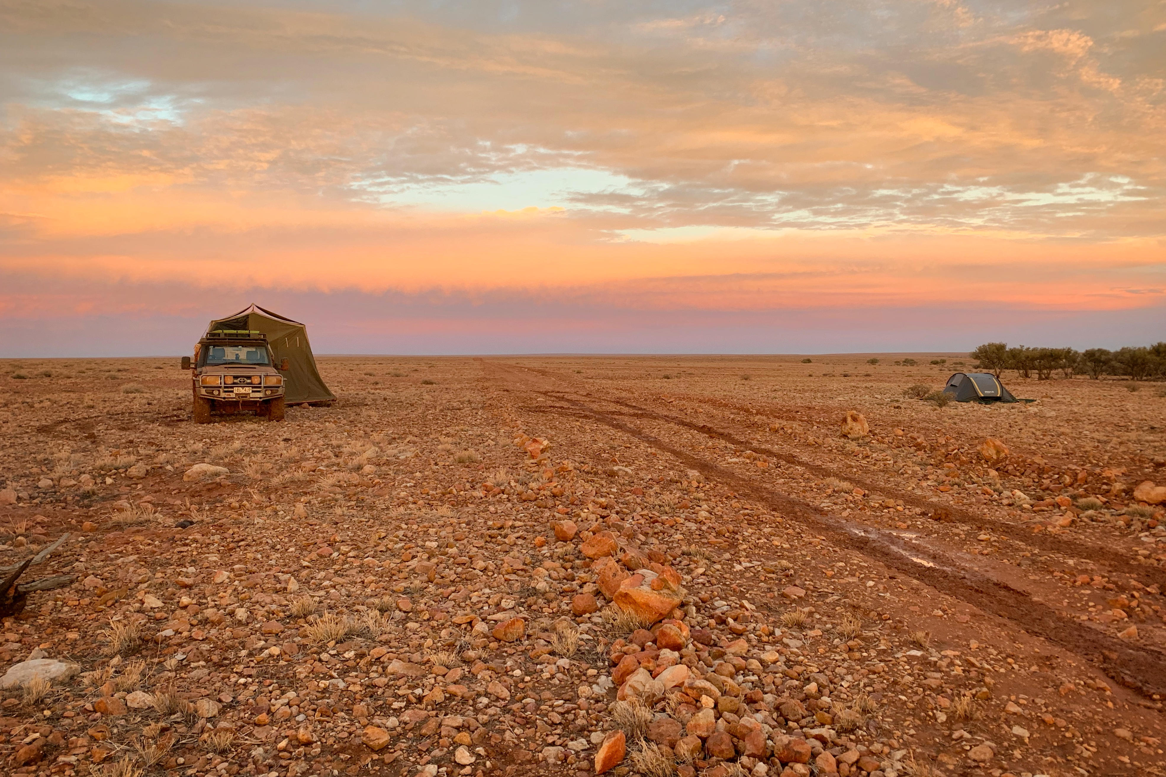 2019 Oodnadatta to Mt Dare Road Photo by Chris Atkins 2